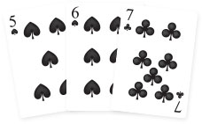 Sequence Card Ranking